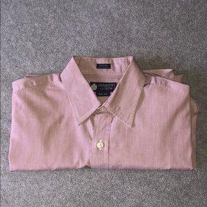 J. Crew regular fit L/S dress shirt (Sm 14-14.5)